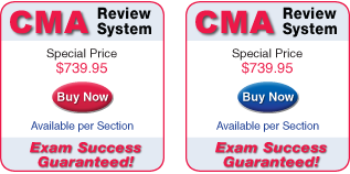 Buy CMA Review System now. Exam Success Guaranteed!