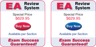 Buy EA Review System - Exam Success Guaranteed