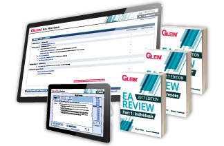Enrolled Agent Review: Gleim Traditional