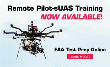 Remote Pilot sUAS Training Now Available