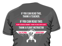 Thank a CFI T-Shirt