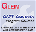 AMT Awards: Earn Credits in the FAA's AMT Awards Program