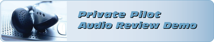 Private Pilot Audio Demo