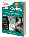 CIA Part 1:  Internal Audit Basics, 17th Ed. - New 3-Part Exam