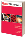 CPA Auditing book, 2014 Ed.