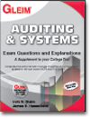 Auditing & Systems Exam Questions and Explanations book, 18th Ed.