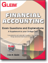 Financial Accounting Exam Questions and Explanations book, 17th Ed.