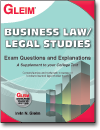 Business Law/Legal Studies Exam Questions and Explanations book, 9th Ed.