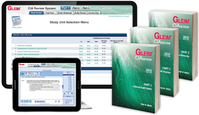 Gleim CIA Review System