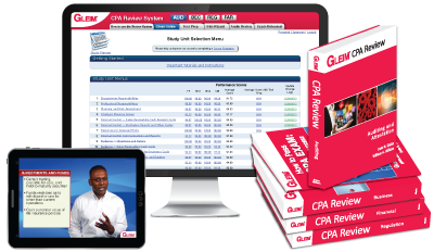 Gleim CPA Review System