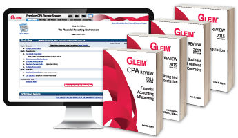 Gleim Traditional CPA Review System