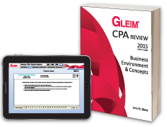CPA Business (Book & Test Prep Online)