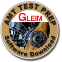 Gleim AMT Test Prep Software Download Set