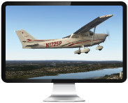 Gleim X-Plane Flight Training Course