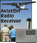 Aviation Radio Receiver and Watching Airplanes Course