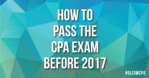 How to Pass the CPA Exam