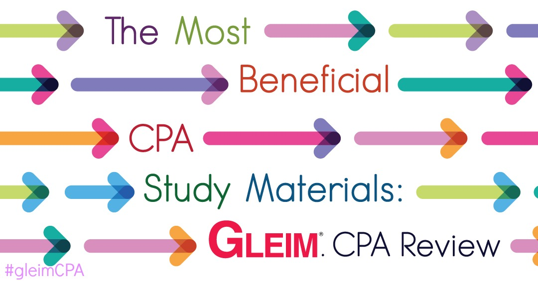 Gleim CPA Reviews most benefical study material