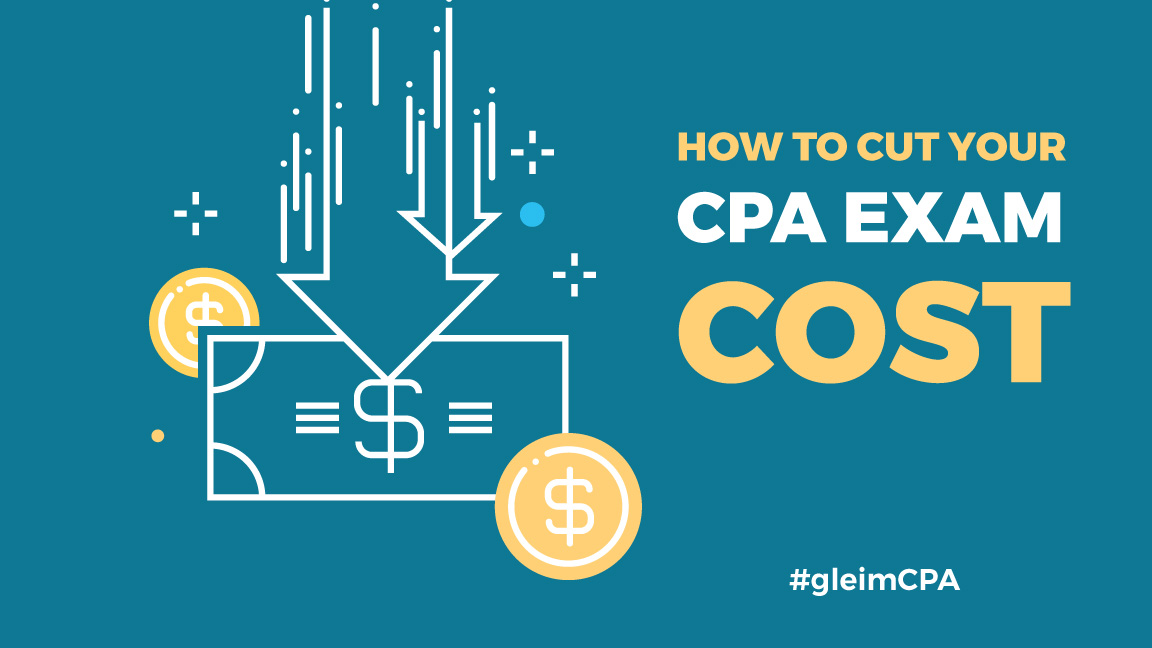 reduce cpa exam costs