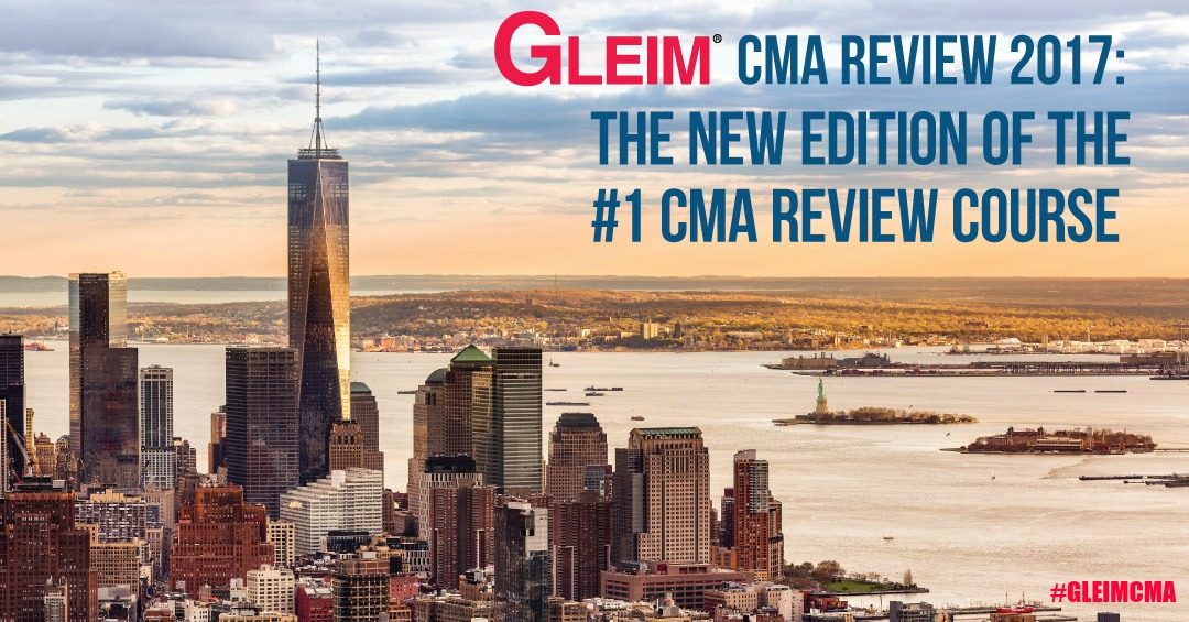 New edition of the #1 CMA review course