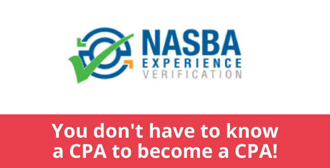 cpa experience verification