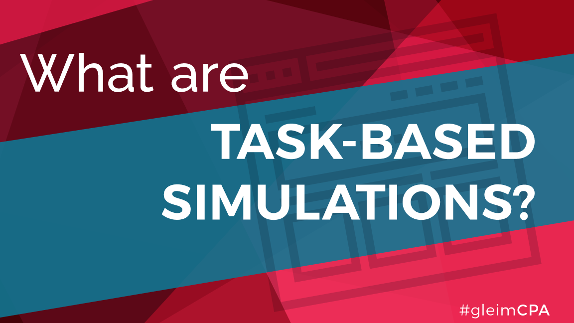 What CPA task-based simulations are