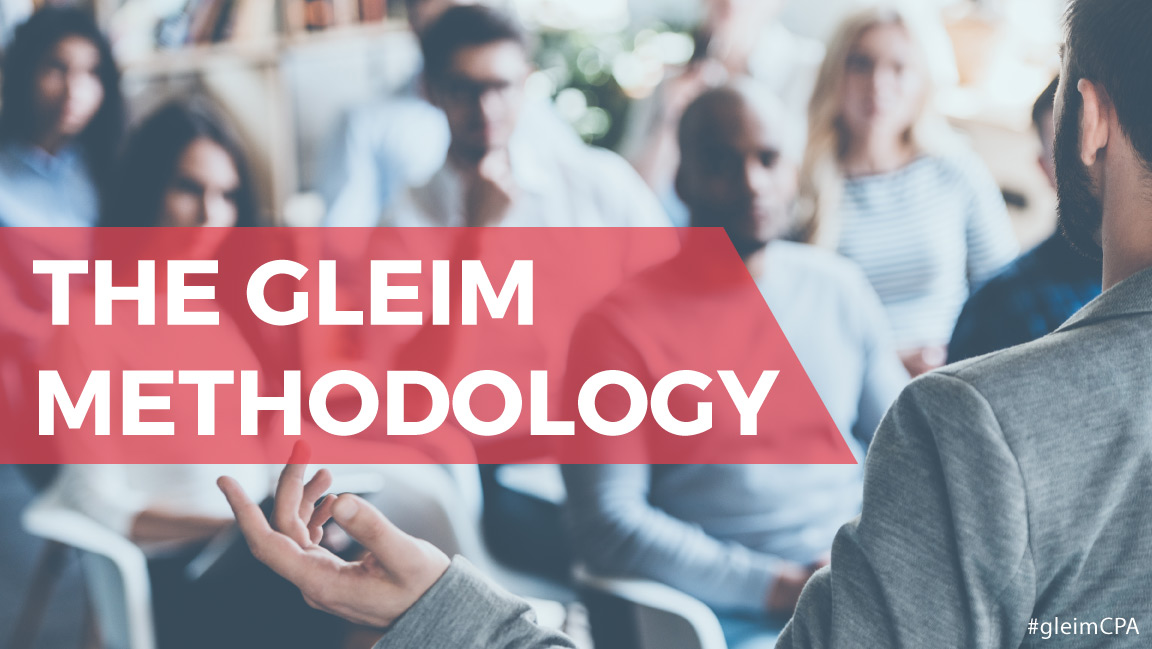 The Gleim Methodology
