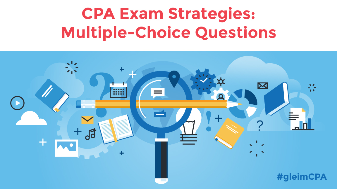 Answering techniques for the CPA multiple choice questions
