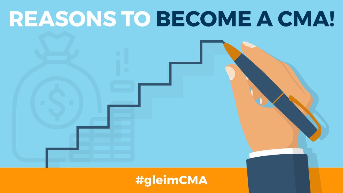 Reasons to become a CMA