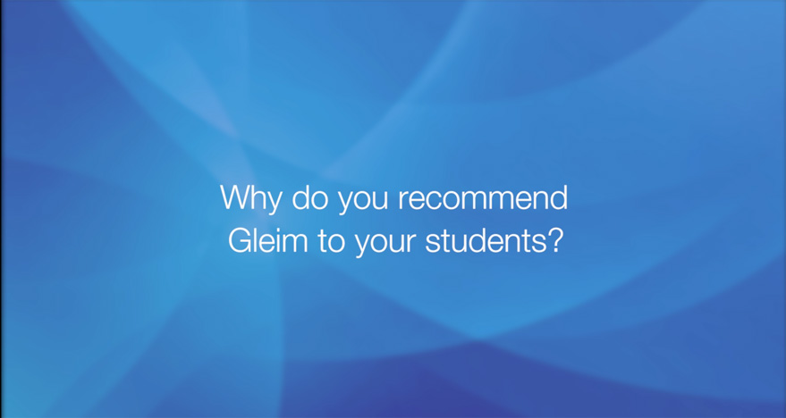 Learn Why More CIAs Choose Gleim