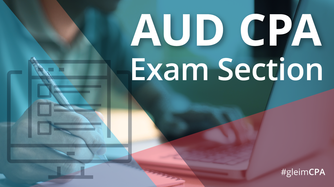 AUD CPA exam section