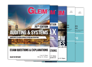Gleim EQE Books