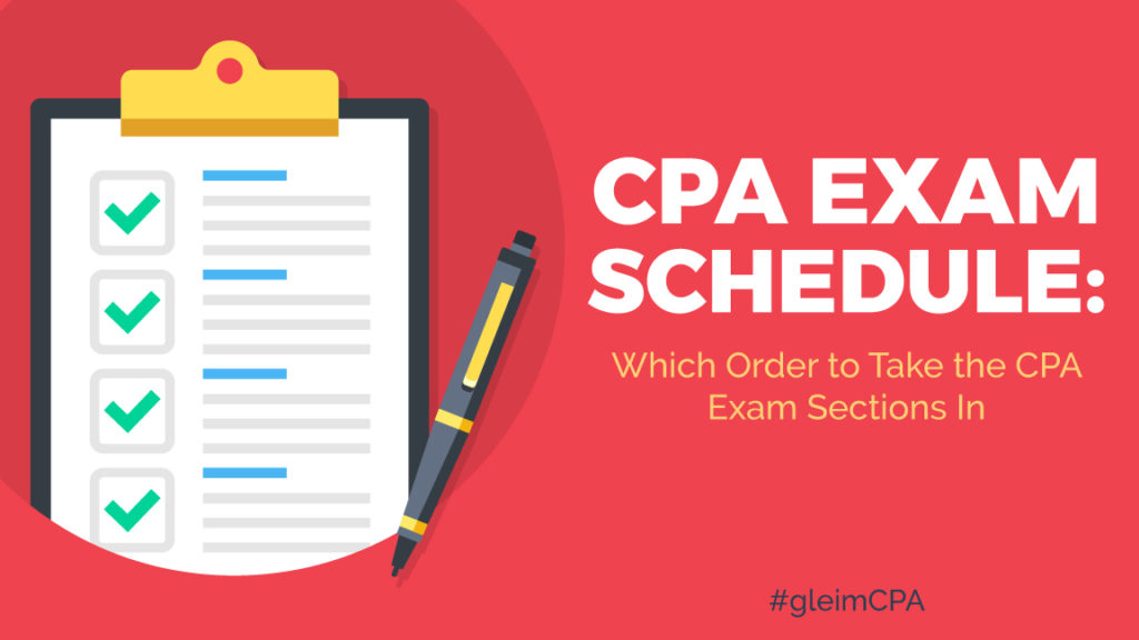 cpa exam schedule which order to take the cpa exam sections in 6664 What Is Cpa Exam #4