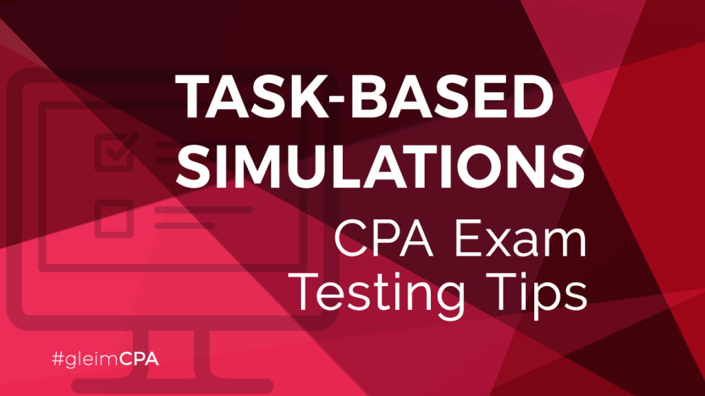 Testing tips for CPA task-based simulations