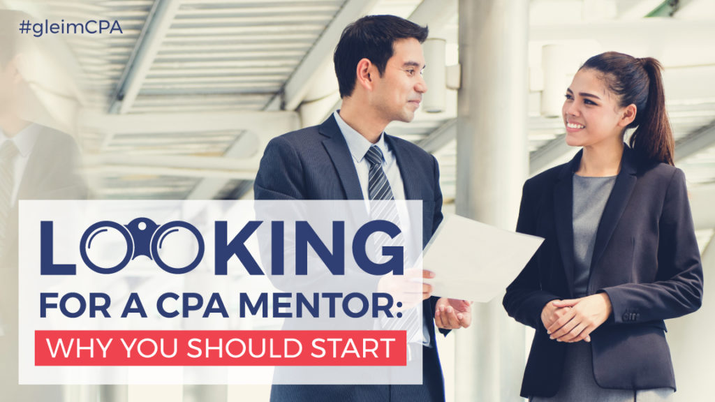 Where to find a CPA Mentor