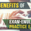 The Benefits of an Exam-Emulating CIA Review