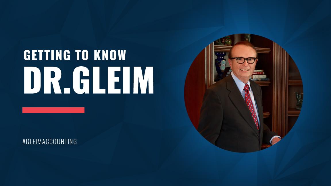 Dr. Irvin Gleim