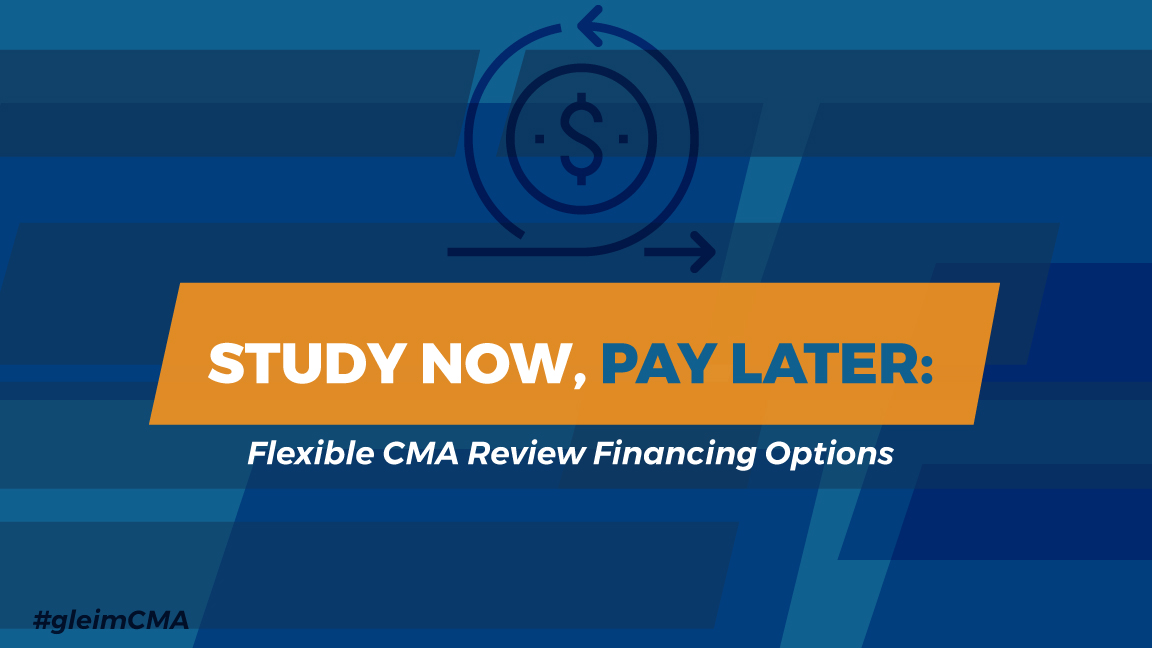 flexible financing for cma review