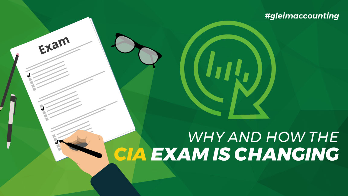 why and how the CIA exam is changing