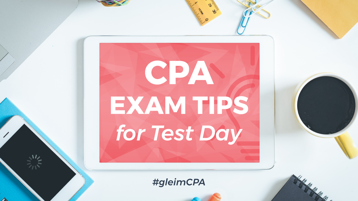 cpa exam tips