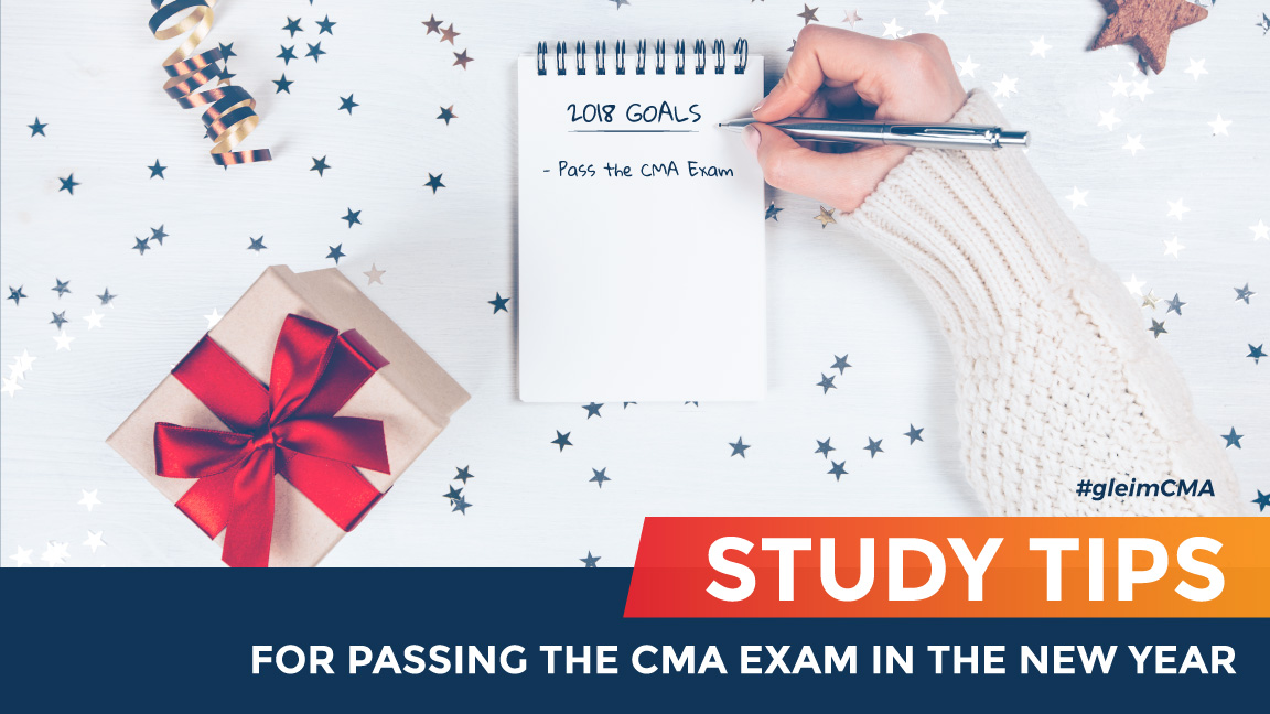 Study tips to pass the cma exam in 2018
