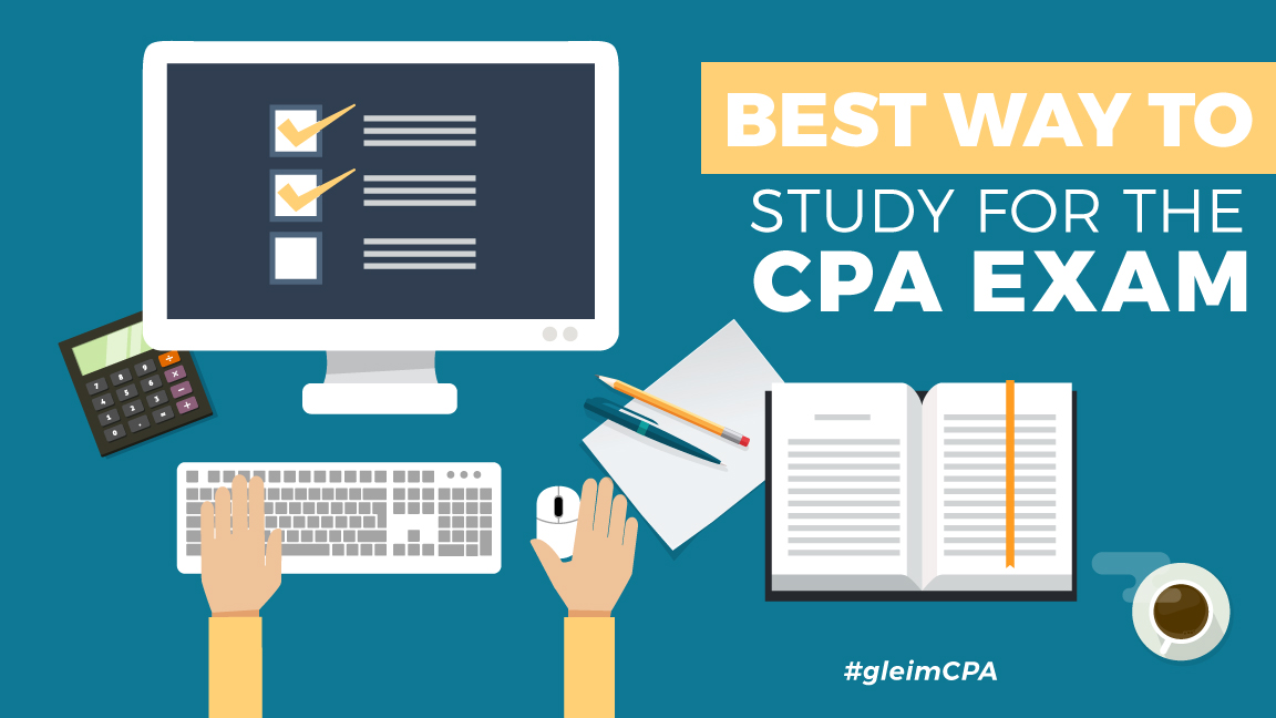best way to study for the cpa exam