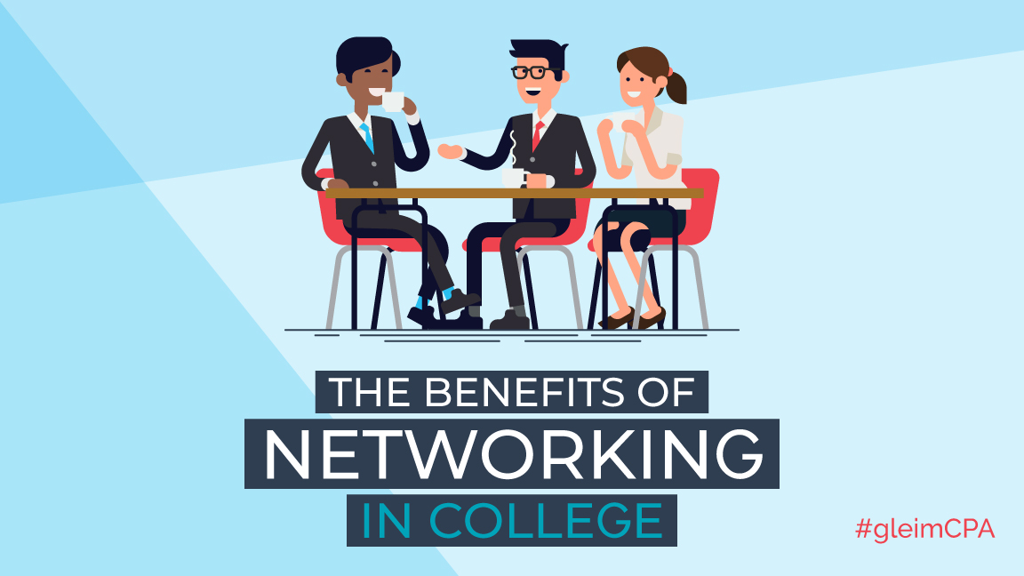 benefits of networking in college