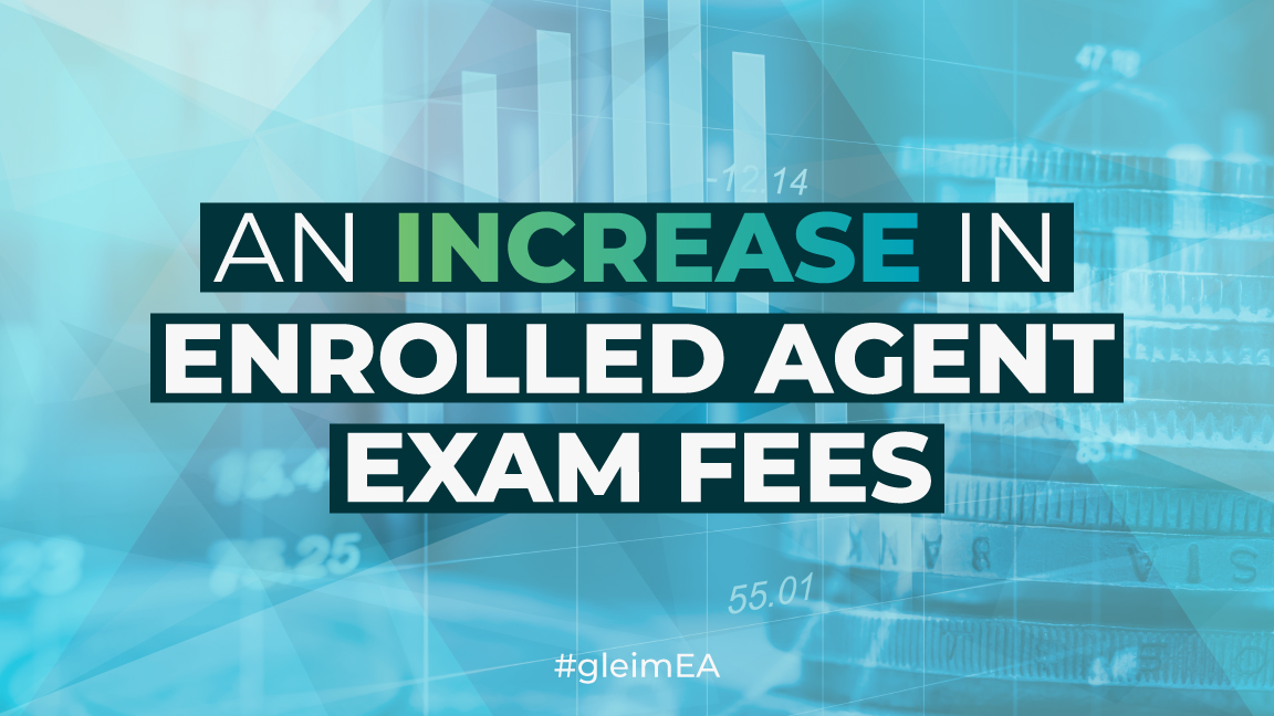 enrolled agent exam fees
