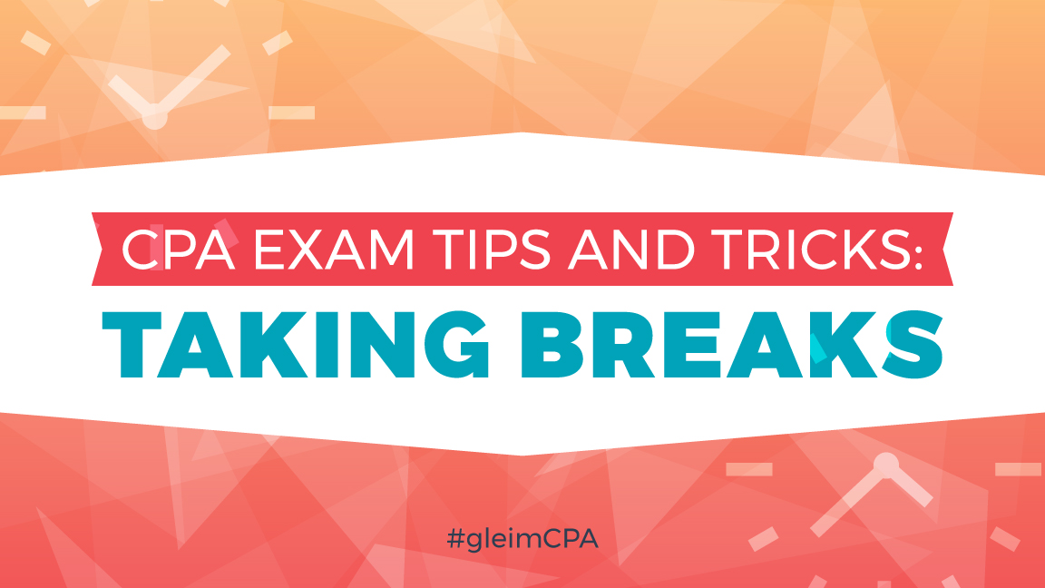 cpa exam tips and tricks