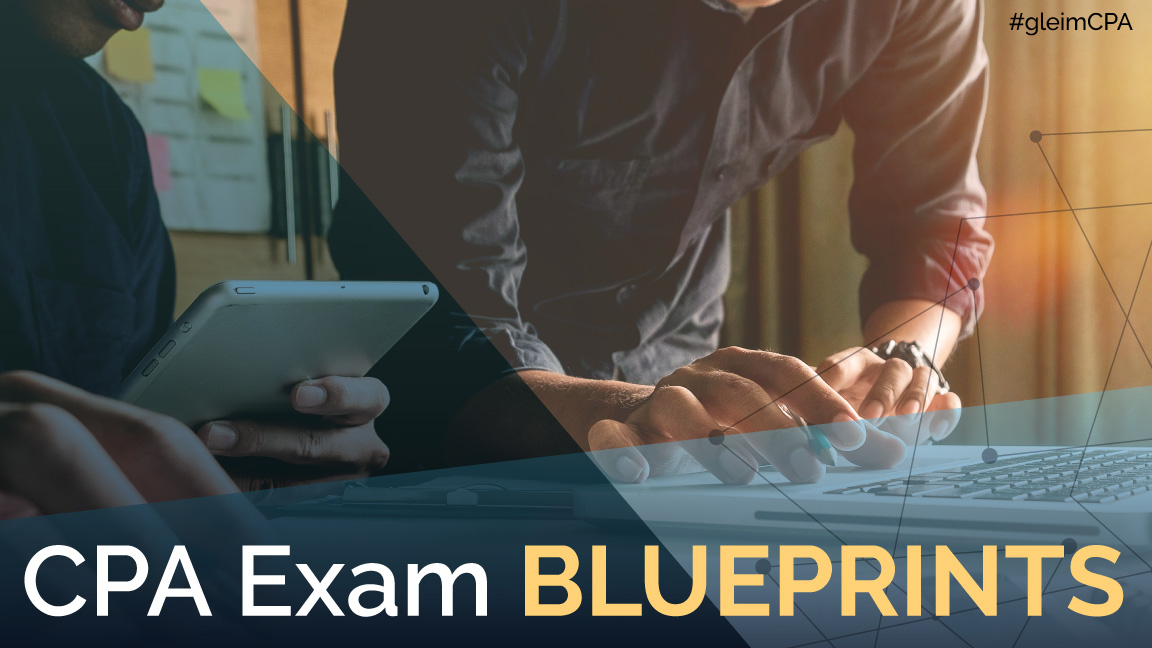 CPA Exam Blueprints