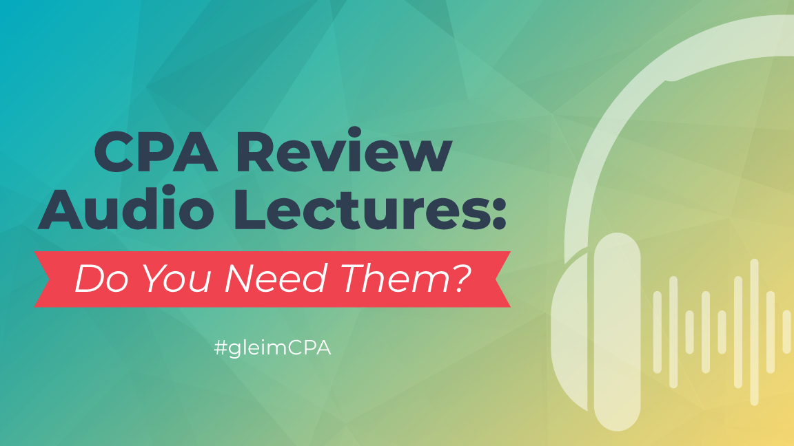 cpa review audio lectures
