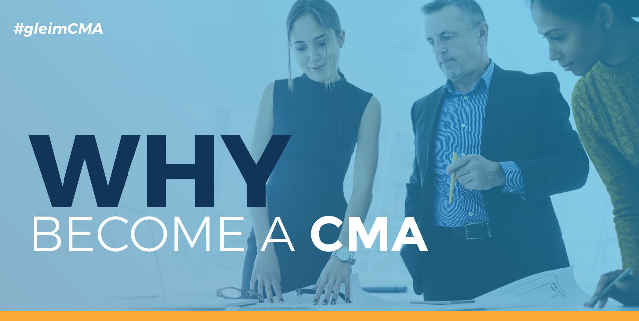 why should i become a cma