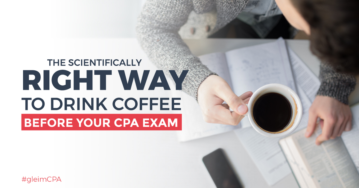 Science behind Coffee and Studying