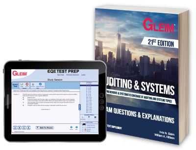 EQE Auditing & Systems 21st Edition