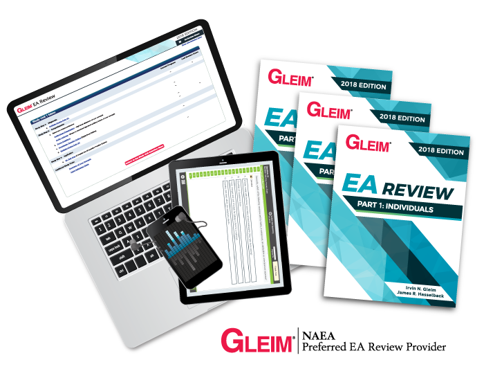 Gleim EA 2018 Review